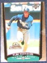 1999 UD All-Star Alex Rodriguez #487 Mariners