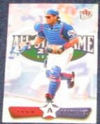 2002 Fleer Ultra All-Star Ivan Rodriguez #208 Rangers