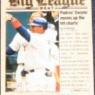 2001 UD Big League Beat Tony Gwynn #BB13 Padres