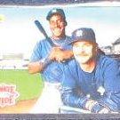 1993 Upper Deck Teammates Kelly/Mattingly #47 Yankees
