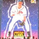 1994 UD Fun Pack Chipper Jones #5 Braves