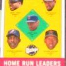2001 UD Vintage Homerun Leaders Sammy Sosa #394 Cubs