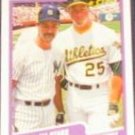 1990 Fleer All Stars Mattingly/McGwire #638