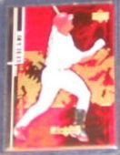 2000 UD Black Diamond Mark McGwire #52 Cardinals