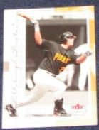 2001 Fleer Genuine Brian Giles #22 Pirates