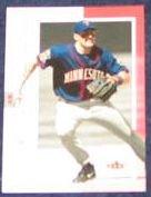 2001 Fleer Genuine Corey Koskie #38 Twins