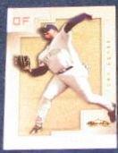 2001 Fleer Showcase Tony Gwynn #1 Padres