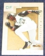 2001 Fleer Showcase Preston Wilson #59 Marlins