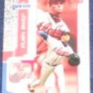 2001 Fleer Game Time Greg Maddux #31 Braves