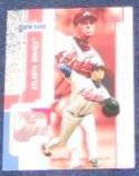 2001 Fleer Game Time Greg Maddux #31 Braves