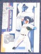 2001 Fleer Game Time Trevor Hoffman #13 Padres