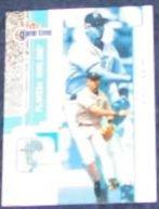 2001 Fleer Game Time Mike Lowell #12 Marlins