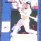 2002 Fleer Maximum Aubrey Huff #113 Devil Rays