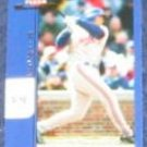 2002 Fleer Maximum Jose Vidro #60 Expos