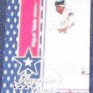 2002 Fleer Maximum America's Game Miguel Tejada #2