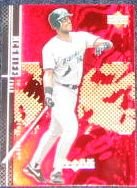 2000 UD Black Diamond Fred McGriff #12 Devil Rays