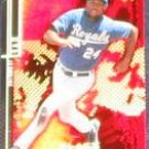 2000 UD Black Diamond Jermaine Dye #27 Royals