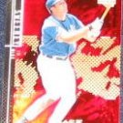 2000 UD Black Diamond Mike Sweeney #28 Royals