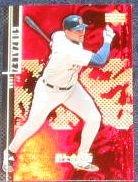 2000 UD Black Diamond Juan Gonzalez #29 Tigers