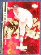 2000 UD Black Diamond Rick Ankiel #53 Cardinals