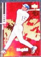 2000 UD Black Diamond Shawn Green #63 Dodgers