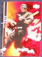 2000 UD Black Diamond Jeff Kent #66 Giants