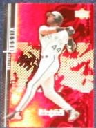 2000 UD Black Diamond Preston Wilson #70 Marlins