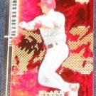 2000 UD Black Diamond Mike Lieberthal #80 Phillies
