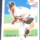 2001 Fleer Focus Andy Pettitte #66 Yankees