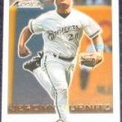 2001 Fleer Focus Jeromy Burnitz #38 Brewers