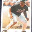 2001 Fleer Focus Derek Bell #40 Mets