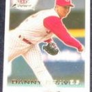 2001 Fleer Focus Danny Graves #55 Reds