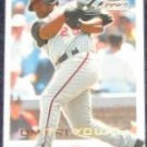 2001 Fleer Focus Dmitri Young #65 Reds