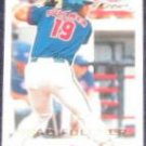 2001 Fleer Focus Brad Fullmer #99 Blue Jays