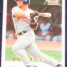 2001 Fleer Focus Eric Owens #118 Padres