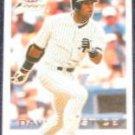 2001 Fleer Focus David Justice #112 Yankees