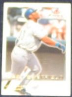 2001 Fleer Focus Gary Sheffield #173 Dodgers