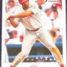 2001 Fleer Focus Pat Burrell #189 Phillies