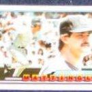 1989 Topps Big Don Mattingly #50 Yankees