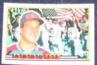 1989 Topps Big Jim Abbott #322 Angels
