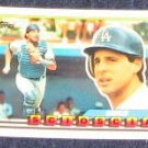 1989 Topps Big Mike Scioscia #281 Dodgers