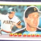 1989 Topps Big Andy Van Slyke #255 Pirates