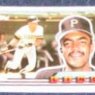 1989 Topps Big Jose Lind #25 Pirates