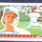 1989 Topps Big Bret Saberhagen #6 Royals