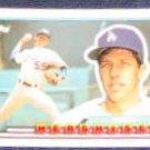 1989 Topps Big Orel Hershiser # 1 Dodgers