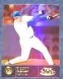 01 Topps Gold Label Cl 1 Edgardo Alfonzo #28 Mets