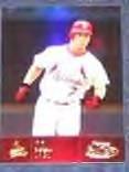01 Topps Gold Label Cl 1 J.D. Drew #40 Cardinals