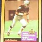 1991 Hall of Fame Fred Biletnikoff #13
