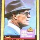 1991 Hall of Fame Tom Landry #80