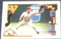 2000 UD MVP Derek Jeter #210 Yankees